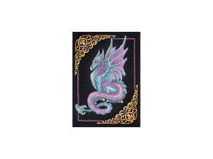 Mythical Dragon Janlynn Cross Stitch Kit 157-0010