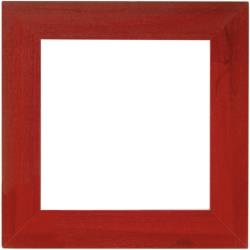 """Frame 6"""" x 6"""" Red by Mill Hill GBFRM9"""