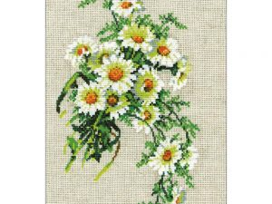 Cosmos Cross Stitch Kit by Riolis R582