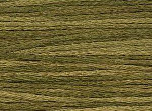2197 Oscar Weeks Dye Works Floss