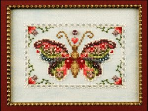 Just Nan Croos Stitch Patterns and Embellishments
