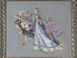 The Snow Queen by Mirabilia MD 143 Pattern
