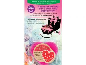 "Clover ""Quick"" Yo-Yo Maker Heart Shaped - Small Art 8704"