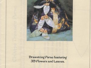 Chinese Treasure Purse Pattern by Chandlers Cottage