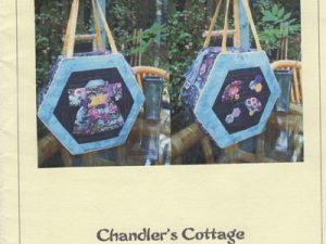 Hexagonal Kimono Bag Pattern by Chandlers Cottage