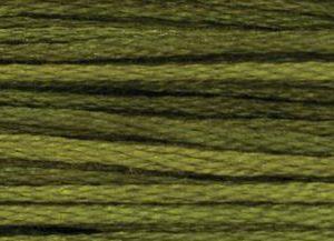 2202 Bullfrog Weeks Dye Works Floss