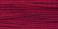 2264 Garnet Red Weeks Dye Works Floss