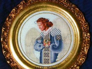 Michael Lavender & Lace LL 65 Pattern