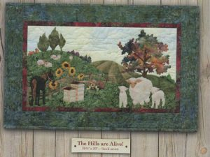The Hills Are Alive by McKenna Ryan