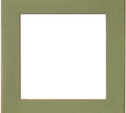 "Frame 6"" x 6"" Olive by Mill Hill GBFRM12"