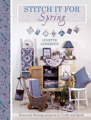 """Stitch It For Spring"" by Lynette Anderson"