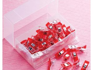 Clover-Wonder Clips:50 pack. 3156