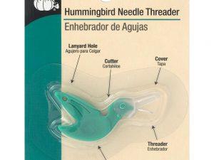 Hummingbird Needle Threader from Dritz 270