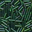 72045 Mill Hill Bugle Beads - Small  Green/Willow