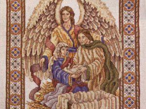 Nativity by Teresa Wentzler  Cross Stitch Pattern