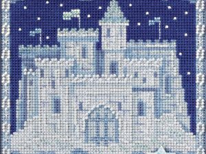 Ice Castles Button and Beads Mill Hill Kit MH14-1736