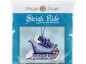 Celestial Sleigh Mill Hill Kit MH 16-1731