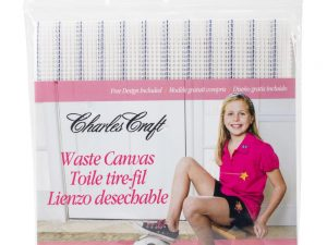 10 count Waste Canvas Pack