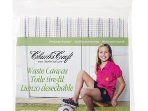 8.5 count Waste Canvas Pack
