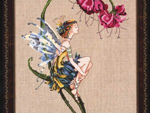 The Bliss Fairy Mirabilia Cross Stitch Pattern MD89