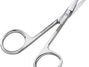 "Havel's 3.5"" Curved Tip Hardanger Scissors"