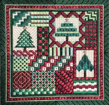 Holiday Delights Pattern by Needle Delights Originals