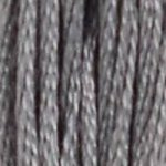 04 DMC Stranded Cotton Dark Tin