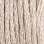 06 DMC Stranded Cotton Medium Light Driftwood