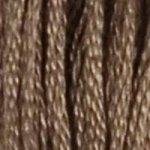 08 DMC Stranded Cotton Dark Driftwood