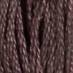 09 DMC Stranded Cotton Very Dark Cocoa