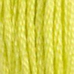 12 DMC Stranded Cotton Tender Green
