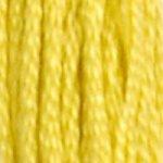 18 DMC Stranded Cotton Yellow Plum