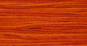 2235 Blaze Weeks Dye Works Floss