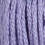 30 DMC Stranded Cotton Medium Light Blueberry