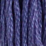 32 DMC Stranded Cotton Dark Blueberry