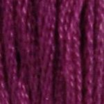 35 DMC Stranded Cotton Very Dark Fuschia