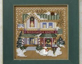 Needlework Shop - Winter Series Mill Hill Kit MH 14-8302