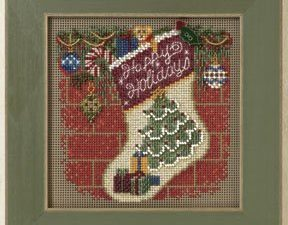 Holiday Stocking Mill Hill Kit MH14-1305