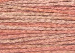 2254 Cinnabar Weeks Dye Works Floss