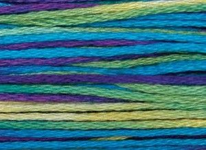 4127 Mermaid Weeks Dye Works Floss