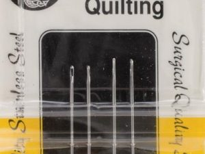Quilting Needles Stainless Steel Size 8 by John James