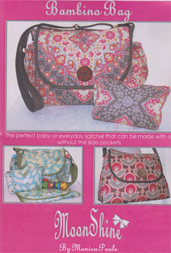Bag Patterns including Moon Shine Designs