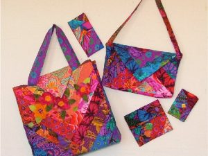 Big Bag and Accesories Pattern by Virginia Robertson