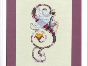 "Letter ""S"" Fairies by Norah Corbett Cross Stitch Pattern"