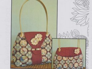 Overlander Bag pattern by Leesa Chandler Designs 116RK
