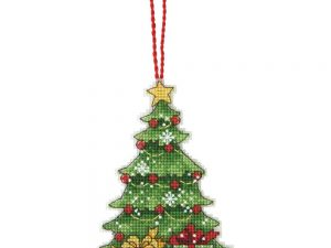 Tree Ornament  Kit by Susan Winglet from Dimensions 70-08898