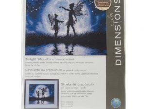 Twilight Silhouette Dimensions Cross Stitch Kit 70-35296