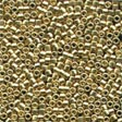 Mill Hill Magnifica Beads 10091 Gold Nugget