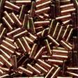 82053 Mill Hill Bugle Beads - MEDIUM  Nutmeg