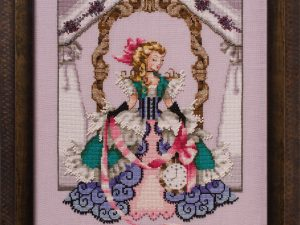 Alice Cross Stitch Pattern by Mirabilia MD157
